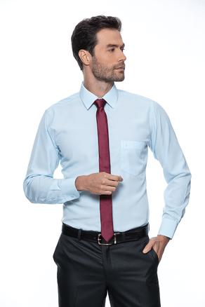 Camisa-Manga-Larga-Clasica-Azul