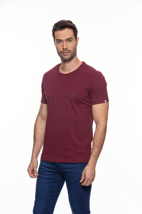 T-Shirt-Tshirt-Basic-Rojo