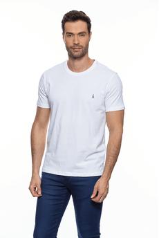 T-Shirt-Tshirt-Basic-Blanco
