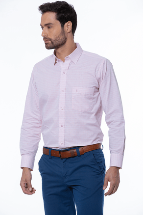 Camisa-Manga-Larga-Sport-Rayas-Rosado