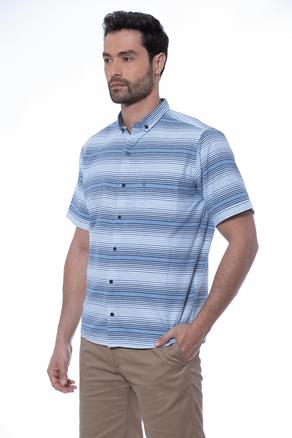 Camisa-Mc-Sport-Rayas-Azul
