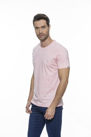 T-Shirt-Tshirt-Basic-Rosado