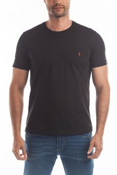 T-Shirt-Tshirt-Basic-Negro